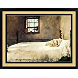 Master Bedroom Bed Andrew Wyeth Lab Dog