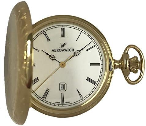 [アエロウォッチ] 懐中時計 42796 JA01 正規輸入品
