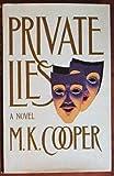 Private Lies, Mae cooper, 0671247387