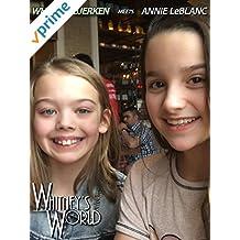Whtiney Bjerken meets Annie LeBlanc