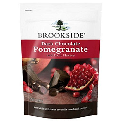 Brookside Dark Chocolate Pomegranate and Fruit Flavors (2...