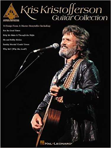 Customers Who Bought Kris Kristofferson Guitar Collection Also Bought: