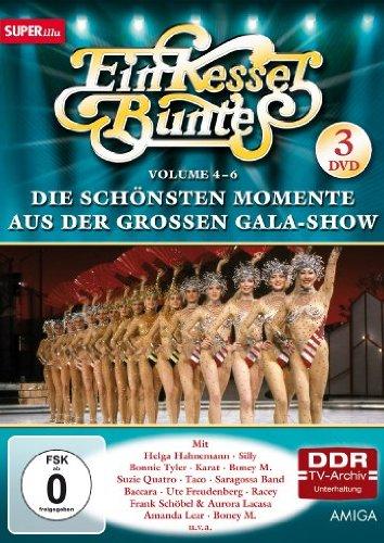 Price comparison product image Ein Kessel Buntes (Vol.4-6): Die schönsten Momente aus der großen Gala-Show