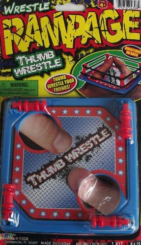 JA-RU Wrestle Thumb Wrestling Bundle Pack