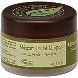 Máscara Argila Verde Natural e Vegano Arte dos Aromas 90g