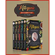 Ketogenic Diet: 5 in 1 bundle set ! Reset Your Metabolism With these Easy, Healthy and Delicious Ketogenic Recipes! (Francesca's Cookbook Box Sets 4)
