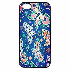 Collection Exotic Flying Butterfly Stylish Photo Printed Plastic Rubber Sillicone Customized iPhone 5 Case, iPhone 5S Case Cover, Protection Quique Cover, Perfect fit, Show your own personalized phone Case for iphone 5 & iphone 5S by icecream design