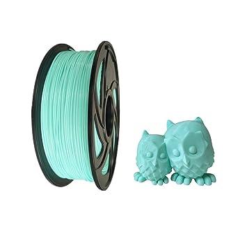 Filamento para impresora 3D de 1,75 mm PLA, precisión dimensional ...