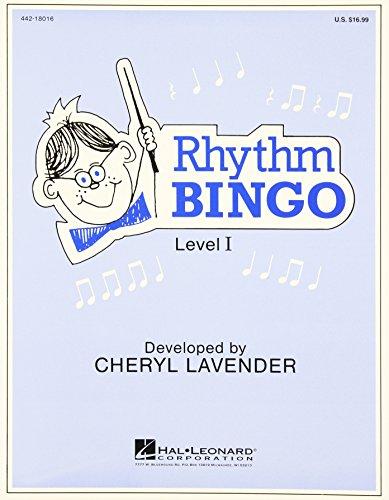 Rhythm Bingo - Level 1