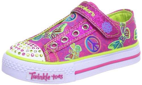 little girl skechers twinkle toes