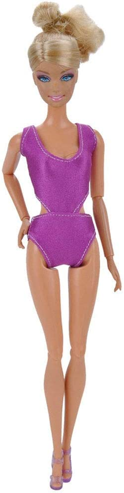 BeesClover Bademode Strand-Bikini Badeanz/üge Outfits f/ür 32 cm M/änner//29 cm weibliche Puppen #1