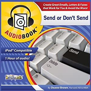 Send or Don't Send Audiobook