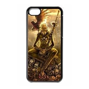 Special Design Cases iPhone 5C Cell Phone Case Black Trafalgar Law Alvex Durable Rubber Cover
