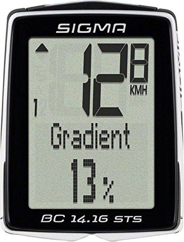 Sigma Bc 14 16 Sts Wireless Cycling Computer