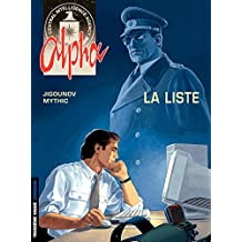 Alpha - Tome 4 - La Liste (French Edition)