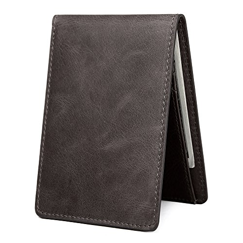 Leather Wallet Billfold Pocket Blocking