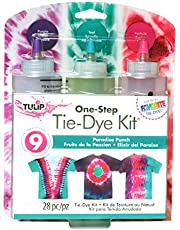 Tulip 35185 One-Step Tie Dye Paradise Punch 3 Color Kit