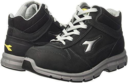 S3 Run Adults' Black Work Diadora 5 UK Esd 37 Nero shoes EU High Unisex 4 EfUSwdnqw