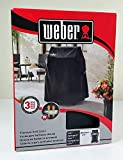 Weber 7105 Premium Grill Cover for Weber Spirit 210 Series Gas Grills (29.5 x 26 x 43)