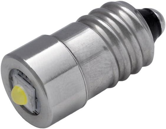P13,5 Cree LED Taschenlampe Birne Lampe Glühbirne weiß kaltweiß 6V 12V 24V