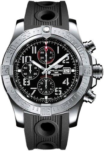 821dc4b19e7 Amazon.com  Breitling Super Avenger II Mens Watch A1337111 BC28  Breitling   Watches
