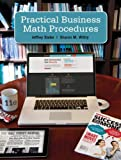 Practical Business Math Procedures with Handbook, Student DVD, and WSJ insert, Jeffrey Slater, Sharon Wittry, 007770150X