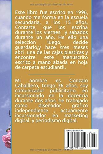 El error poetico de un Adolescente: 1996 (El error poético de un adolescente) (Spanish Edition): Gonzalo Alberto Caballero: 9781522046035: Amazon.com: Books