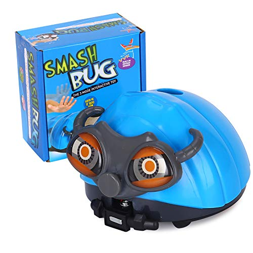 VVK Mini Children Induction Toy – Intelligent Escaping Toy, Cute Runaway Little Smash Bug Toy, with Shinning Led Light…
