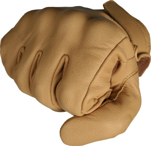 Short Cuff Motorcycle Gloves - 9
