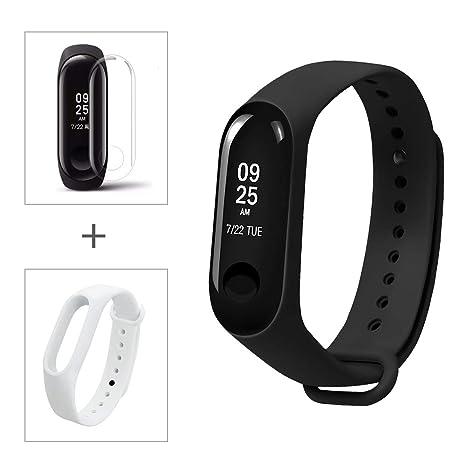 Amazon.com : Xiaomi Mi Band 3 Fitness Tracker Heart Rate ...