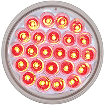 "Amazon.com: Grand General 78274BP Pearl Red 4"" 24 LED"
