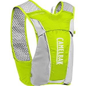 CamelBak Ultra Pro Hydration Vest, Lime Punch/Silver, Small