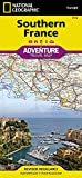 Southern France (National Geographic Adventure Map)