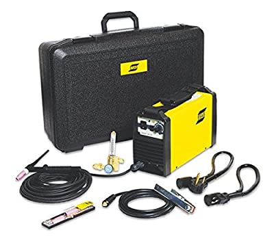 ESAB MiniArc 161LTS #0558102202 - DC STCK/TIG WELDER WITH CASE
