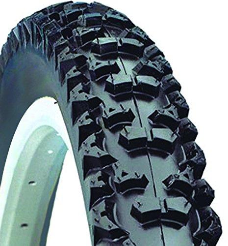 Knobby Tire - Kenda K817 Knobby Black Tire 16X1.95