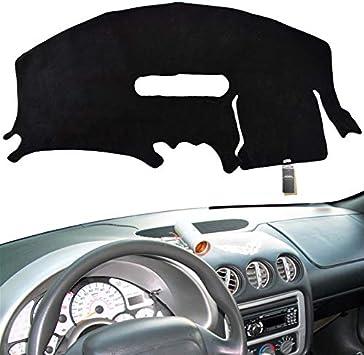 Dash Cover Cap Overlay Black For Chevrolet Camaro Pontiac Firebird 1997-2002