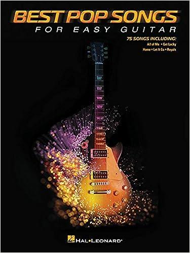 Read Best Pop Songs for Easy Guitar: (No Tab) PDF, azw (Kindle), ePub