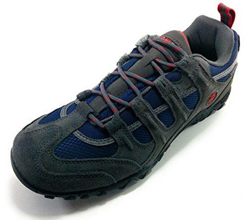 Hi-Tec Men's Hiking Shoes Grey grey 9zDq3m