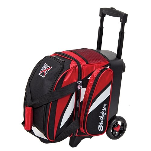 Strike Single - KR Strikeforce Cruiser Single Roller, Red/White/Black