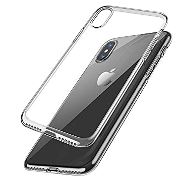 Amazon | iPhoneXsMAX ケース クリア ソフト 透明 iPhone Xs MAX ...