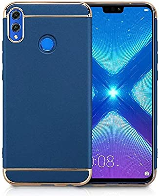 Huawei Honor 8x Blue Hard PC Case Cover: Amazon com: KW-MH