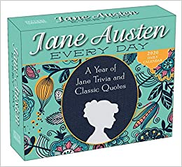 2020 Jane Austen Every Day a Year of Jane Trivia and Classic ...