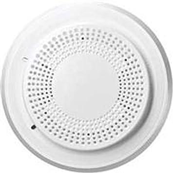Honeywell Six Detector de Humo con tecnología inalámbrica de Dos vías: Amazon.es: Bricolaje y herramientas