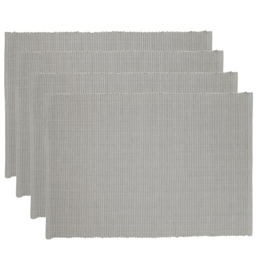 Now Designs Spectrum Placemats Cobblestone