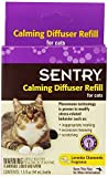 Sentry 484245 Sentry Calming Diffuser for Refill for Cats, 1.5-Ounce by Sentry