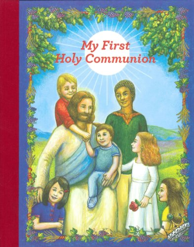 Communion Book Holy First (My First Holy Communion)