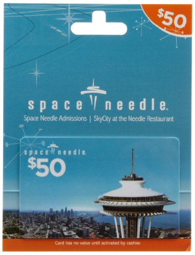Space Needle $50