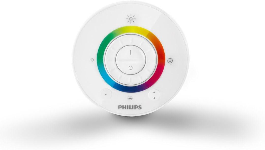 Philips Living Colors Lc Iris Clear Transparent Dimmbar 10 W 16 Millionen Farben 7099960ph Amazon De Beleuchtung