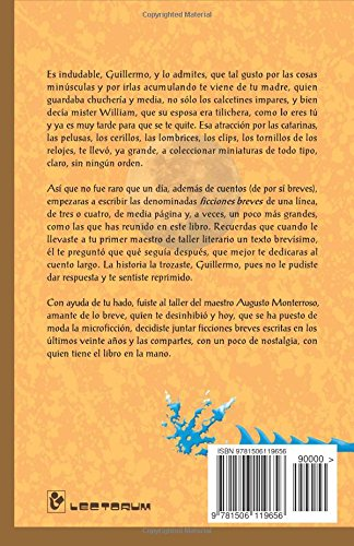 La brevedad es una catarina anaranjada: Ficciones Breves (Spanish Edition): Guillermo Samperio: 9781506119656: Amazon.com: Books
