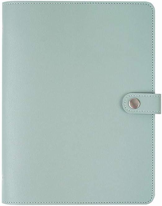 Leather Cover Journal Notebook A5 A6 A7 Cute School Agenda Organizer Diary Book